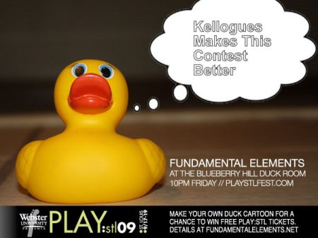 playstlduck