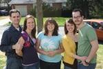 Jeremy, Tiffany, Kristi, me & Joe